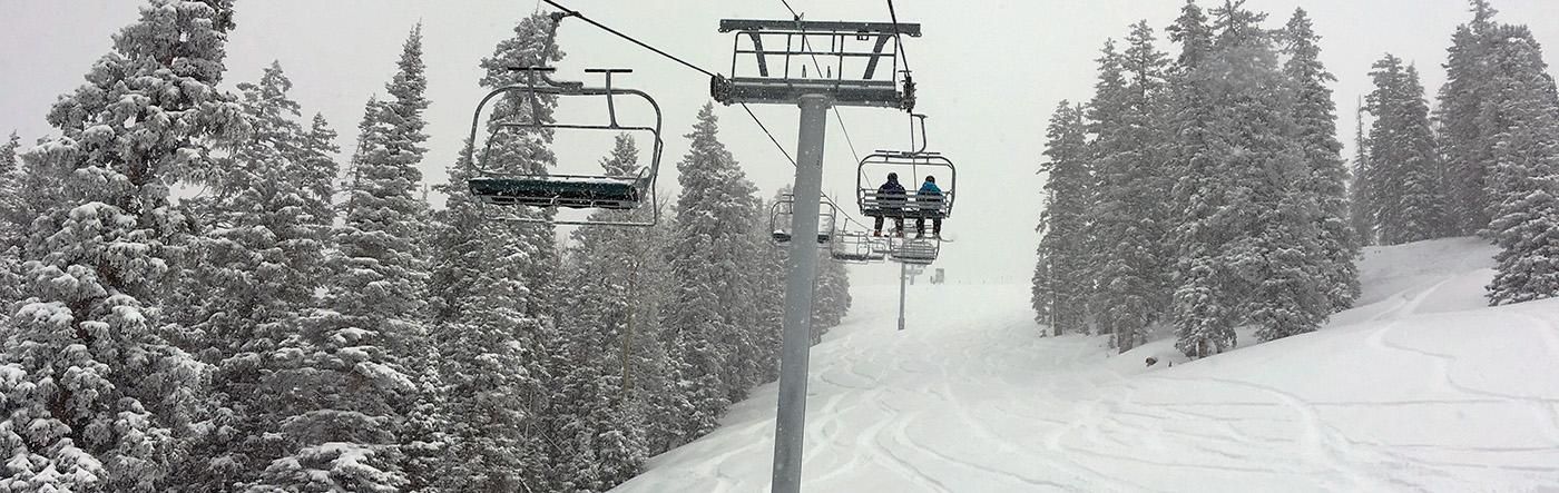 Utah Ski Resort