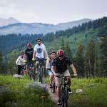Summer Groups, Mountain Biking