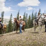Summer Groups, Horseback Riding