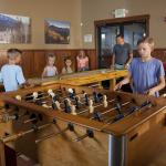 Summer Groups, Game Room