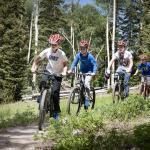 Summer Groups, Kids Mountain Biking